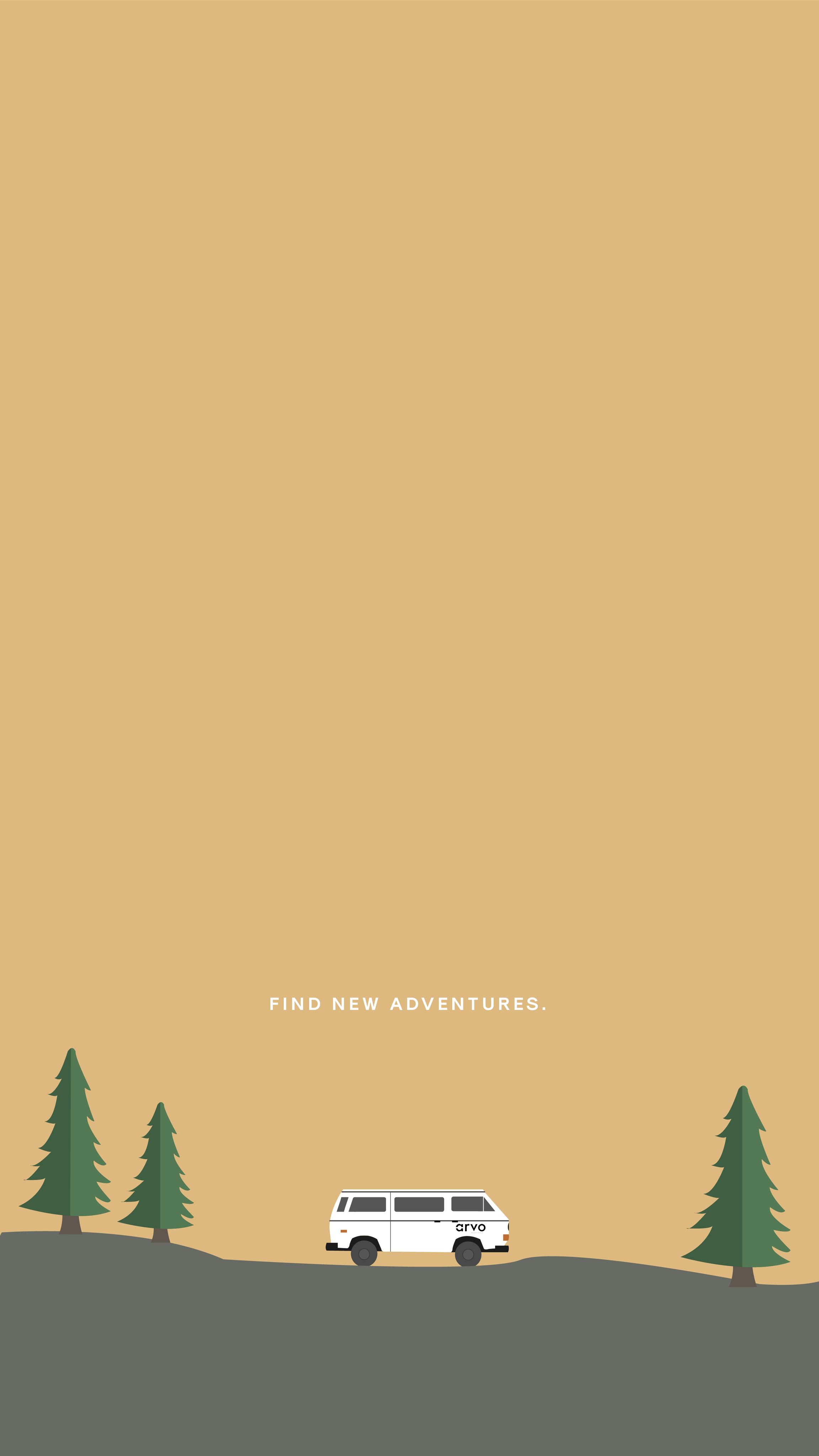 Arvowear Adventure Camping Summer Forest Van Arvovan Seeker Cruiser Trip Vacation Iphone Wallpaper Quotes Wallpaper Iphone Quotes Cute Wallpapers