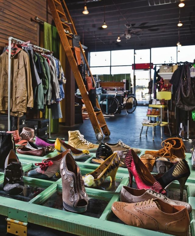 Converse Shoe Store Tulsa