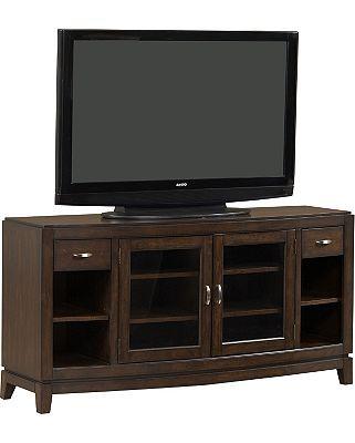 Havertys Polaris Entertainment Console Console Furniture Furniture Entertainment Room