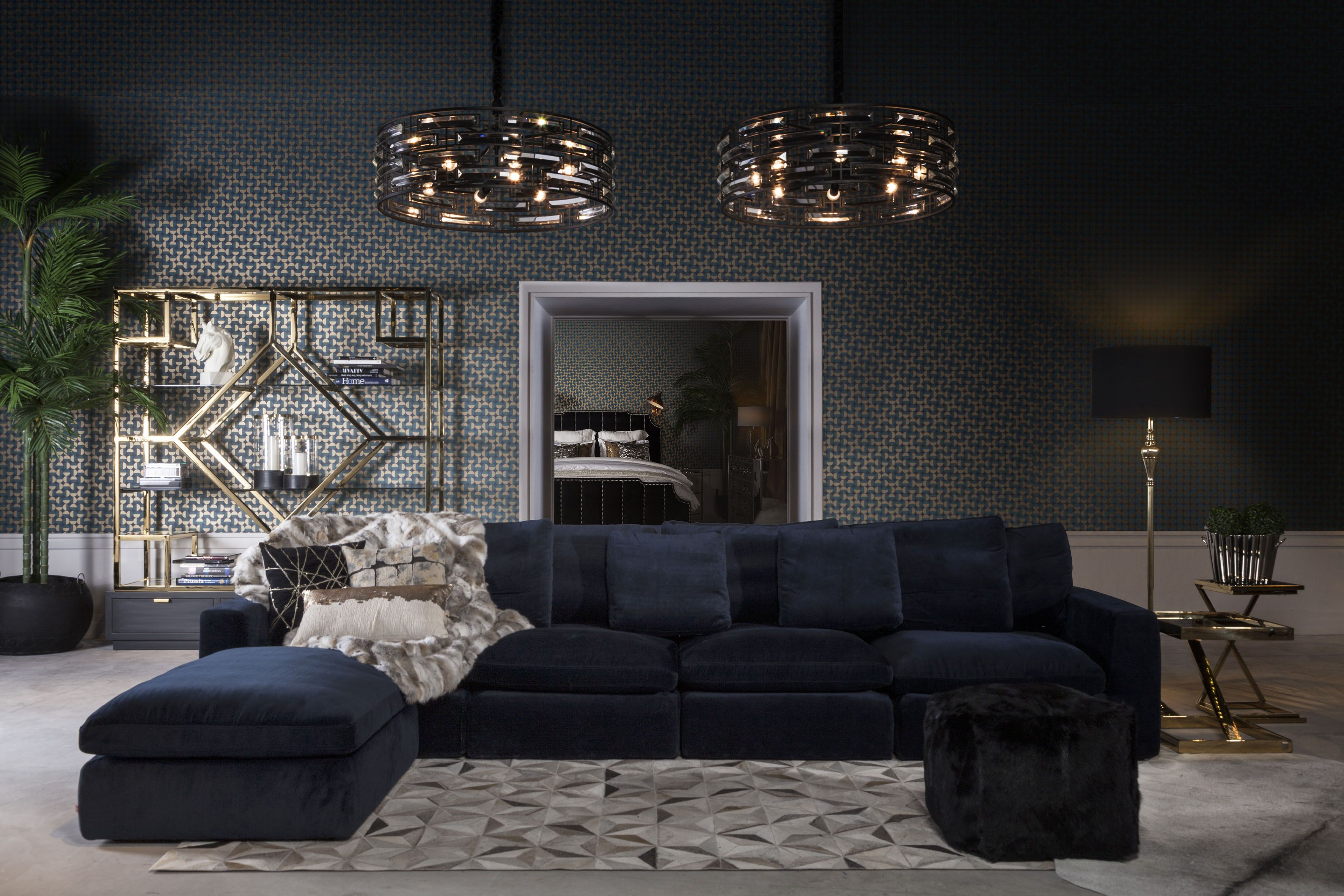 Living Rebelux A Home Look With A Distinct Identity That Is High End Exclusive And Edgy With A Lot Of Attitude Living Room Collections Home Decor Home