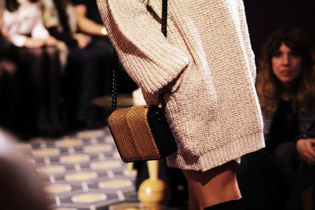 knit, bag