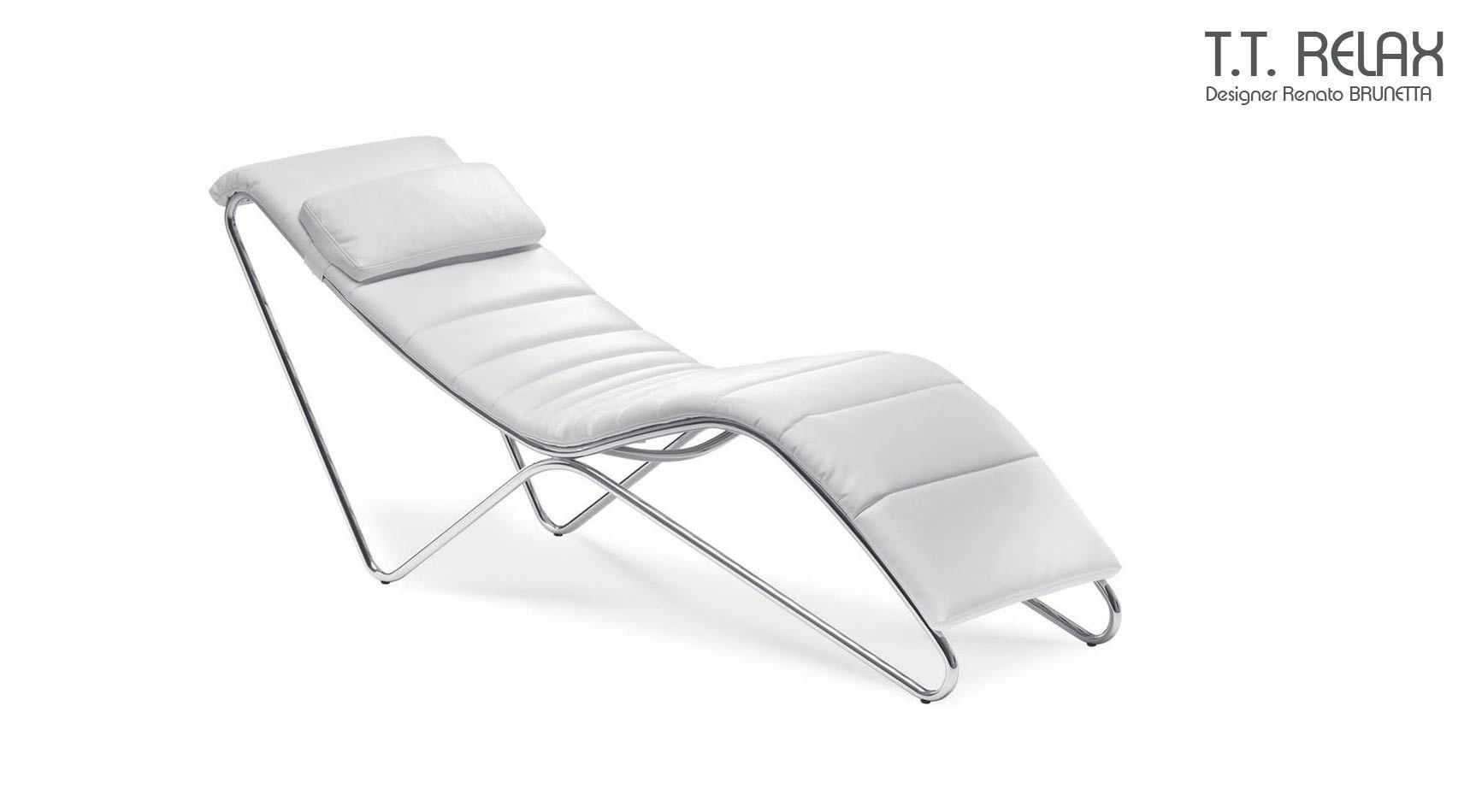 Fauteuil De Repos T T Relax Design Renato Brunetta Design Mobilier Design Fauteuil