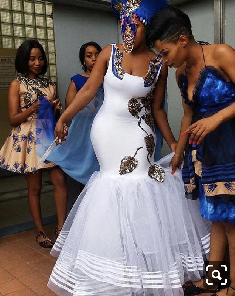 Most Beautiful African Wedding Gown Styles For Ladies African Traditional Wedding Dress African Wedding Attire Latest African Fashion Dresses