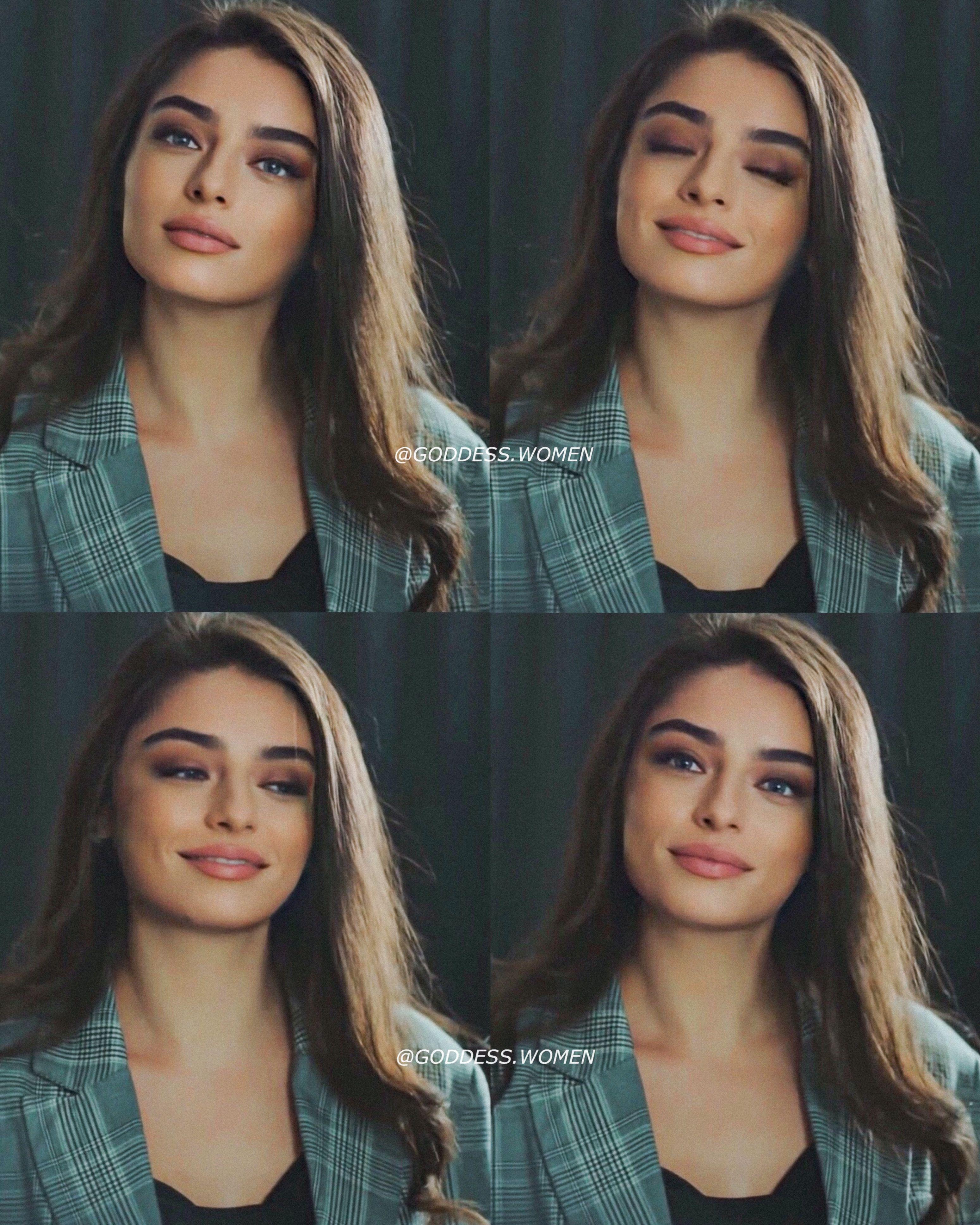 Ayca Aysin Turan Beautiful Girl Image Beauty Face Turkish Beauty