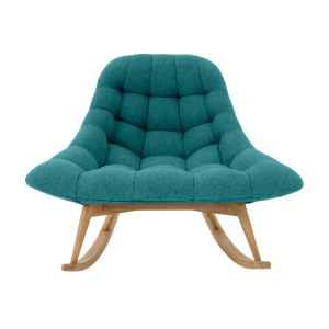 Kolton Schaukelstuhl, Mineralblau ▻ Neues Design Für Dein Zuhause! Entdecke  Jetzt Sofas Und Sessel