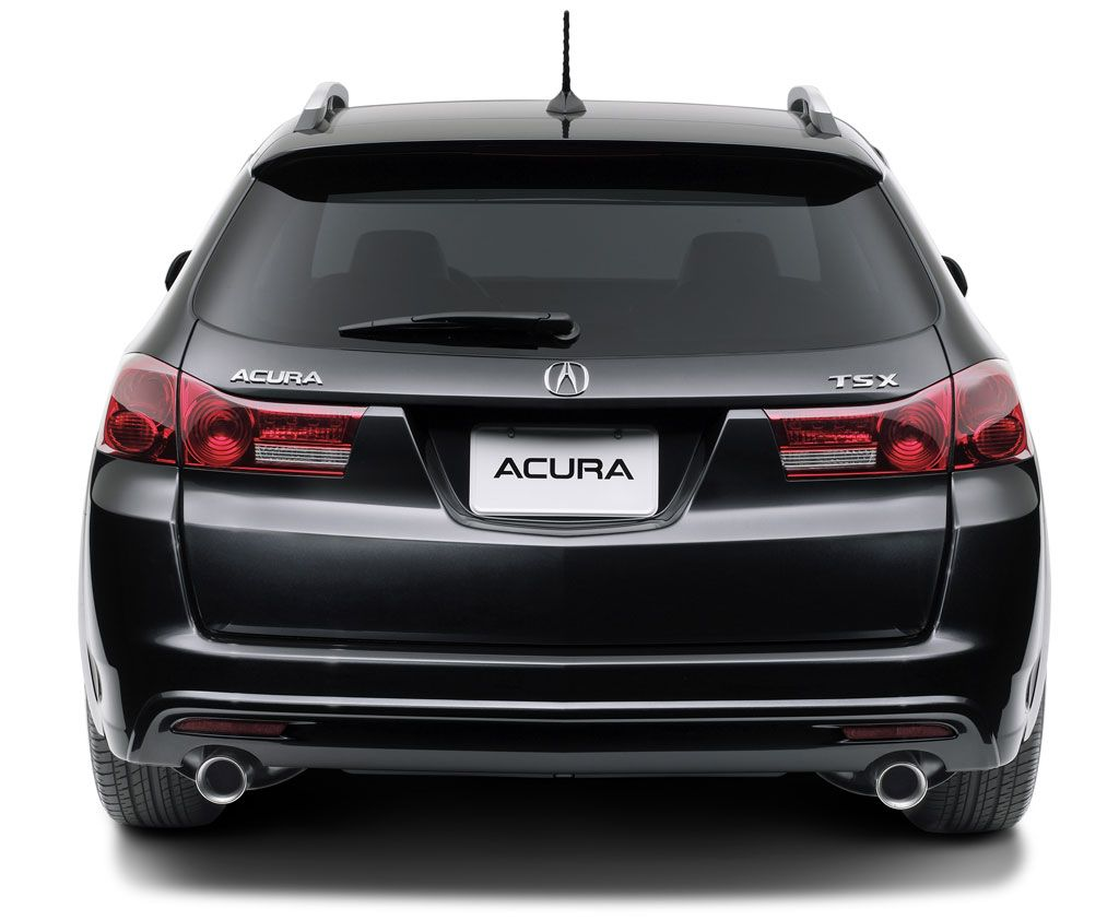 Acura Tsx Ii Sport Wagon 2016 Images 4