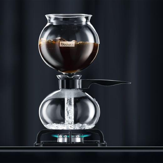 PEBO Vacuum coffee maker by bodum Ma m¨re en avait acheté une tr¨s