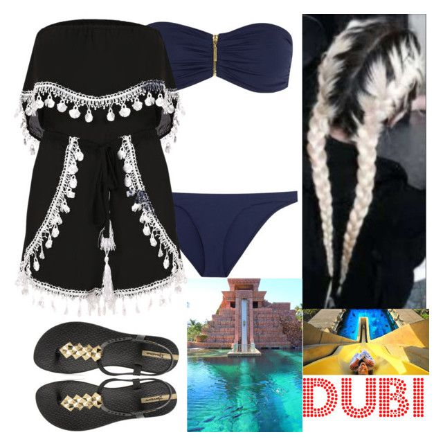 """""""Dubi"""" by broken-and-alone on Polyvore featuring Melissa Odabash and IPANEMA"""