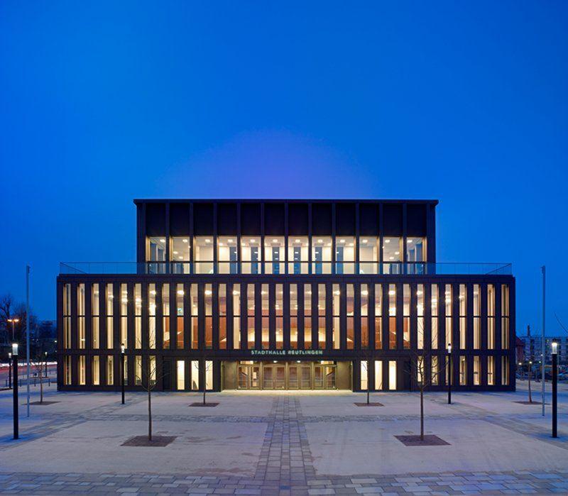 Architekten Reutlingen http architekturzeitung com azbilder 2013 1303 stadthalle