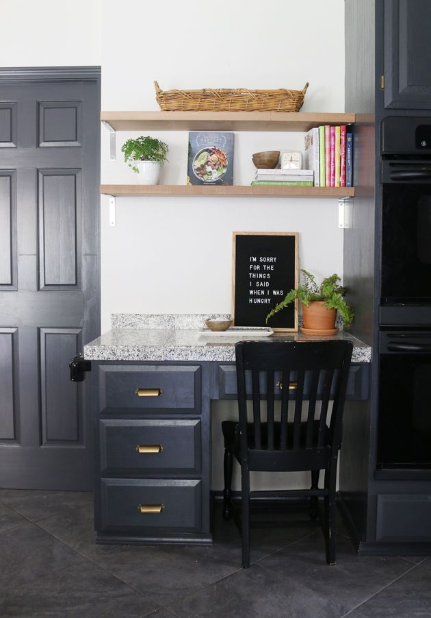 A few more updates in the kitchen | Jones design company, Kitchens ...