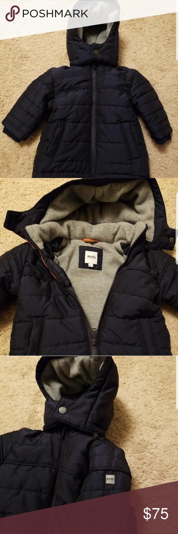 cf30c6168 Hugo Boss Puffer coat