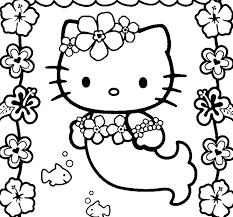 Image Result For Free Coloring Pages For Adults Printable Hard To Color Hello Kitty Coloring Kitty Coloring Hello Kitty Colouring Pages