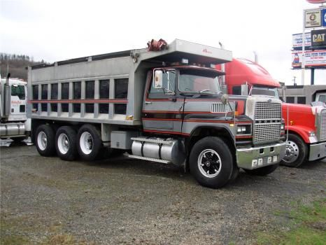 Heavy Duty Truck For Sale Ohio >> Ford Show Trucks For Sale Used Ford Ltl9000 Heavy Duty Dump Truck