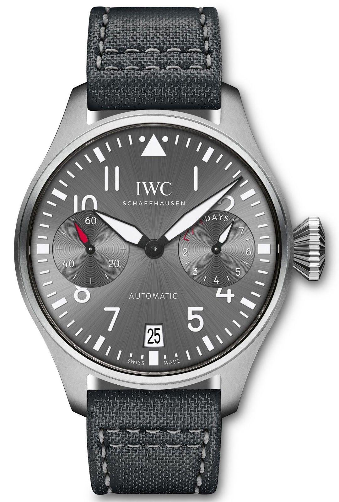 """9a46e8a374dc IWC Big Pilot s Watch Edition """"Patrouille Suisse"""""""