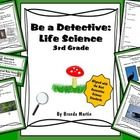 This unit has it all! You must check out the preview to see for yourself!Engage your students in an ongoing life science investigation by using t...