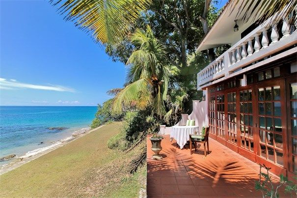 Casa Sack On The Beach Real Estate In Rincon Puerto Rico Caribbean Real Estate Commercial Property For Sale Real Estate