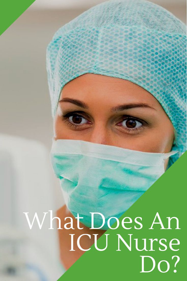 How To Become A Critical Care Icu Nurse Salary, Job -5726