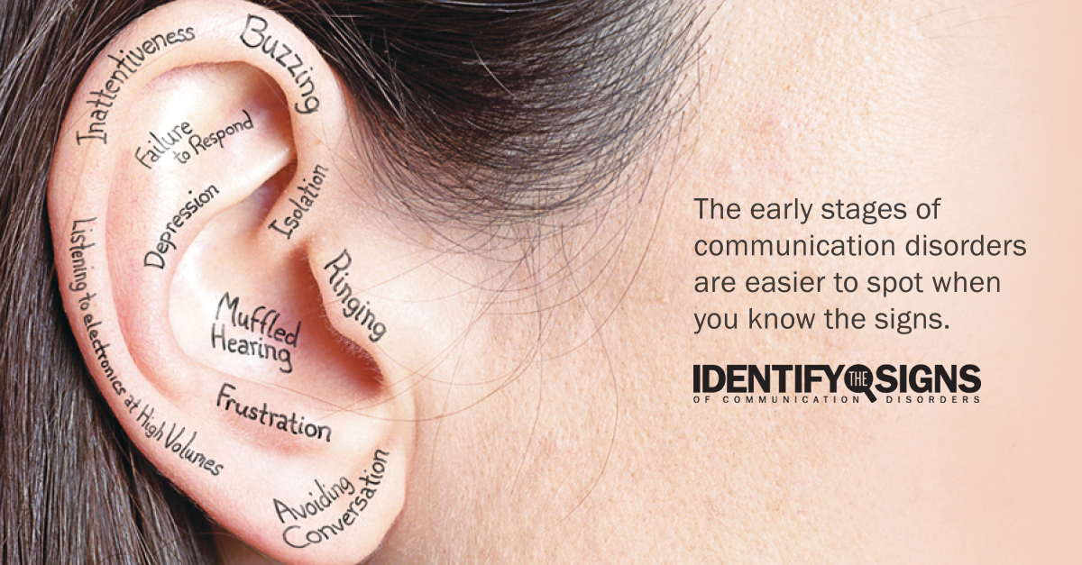 Pin on Identify the Signs of Communication Disorders