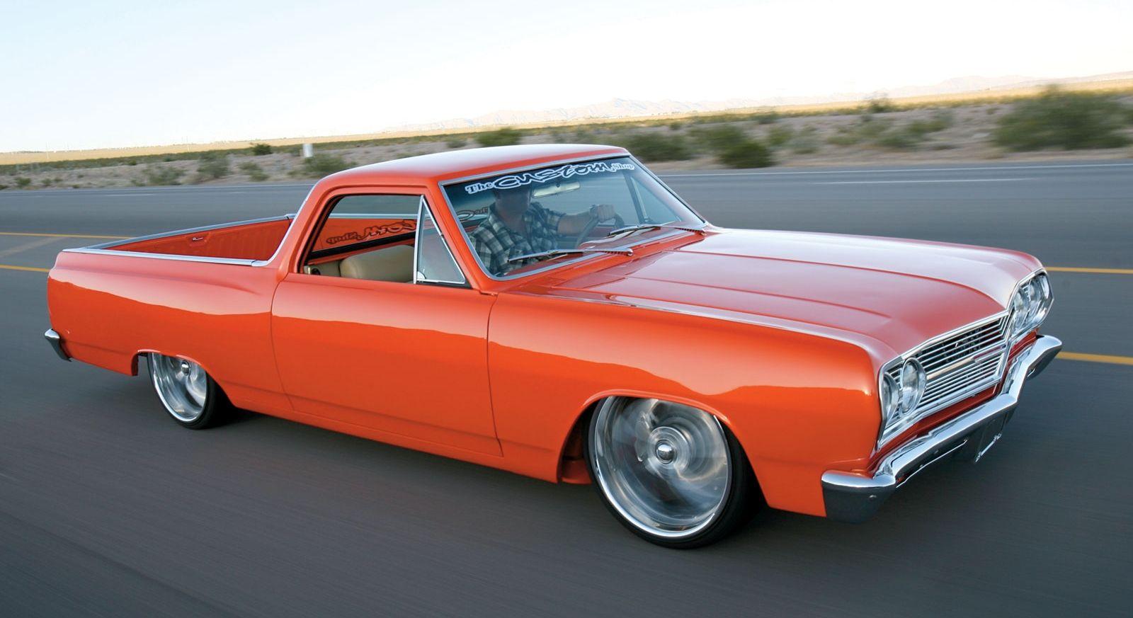 Chevrolet El Camino 1965 Colour Chevy Dream Cars Classic Trucks