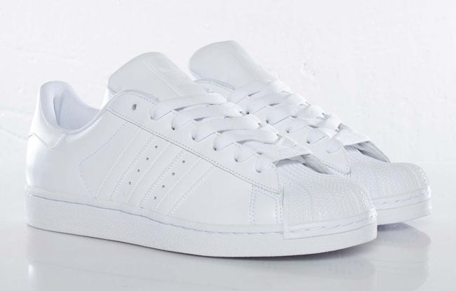 adidas original superstar 2 white