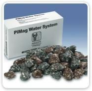 Tienda :: PIEDRAS MINERALES Y PLATA 1000 GR PIMAG WATER SYSTEM