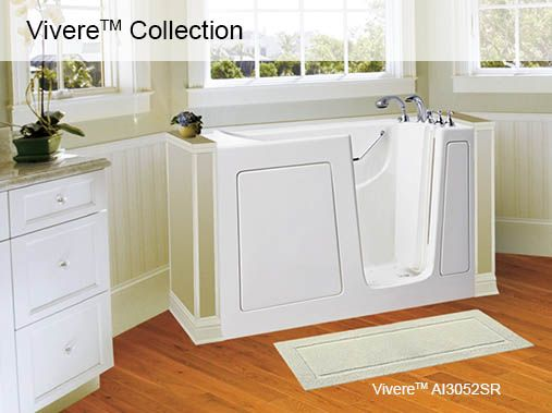 Vivere Walk In Tub Collection By Jason International Available