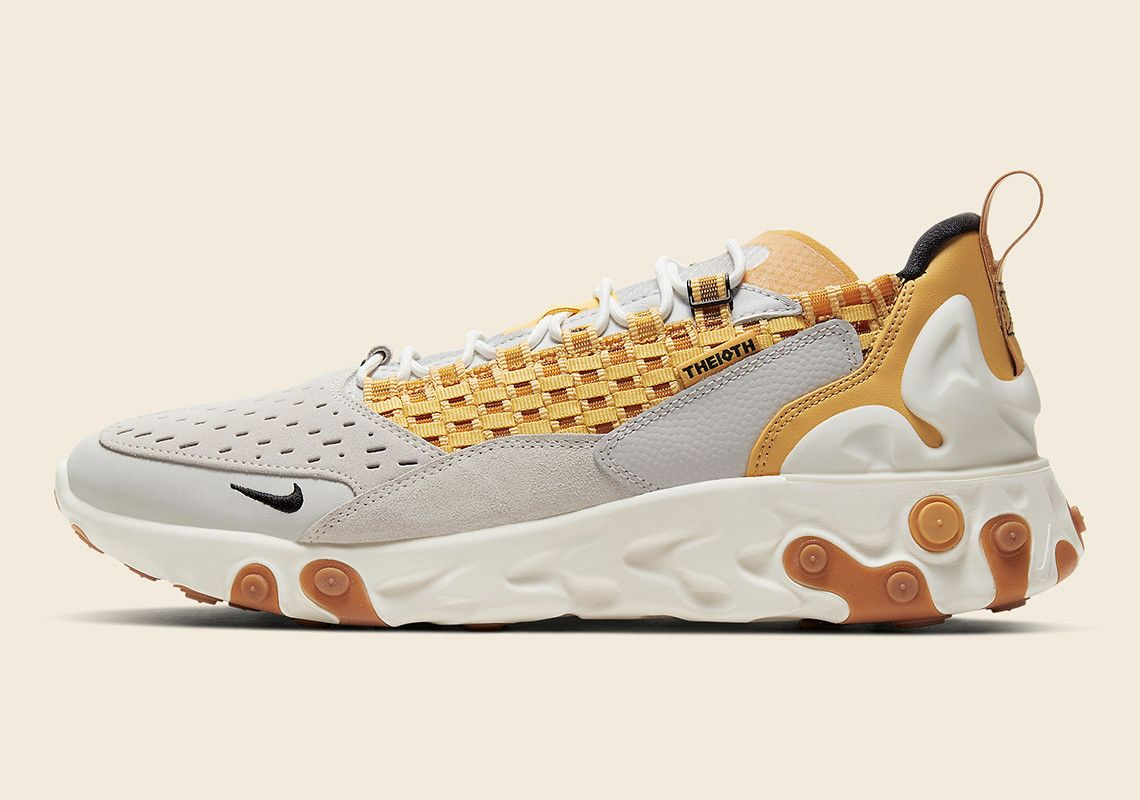 The Nike React Sertu Honeycomb Is