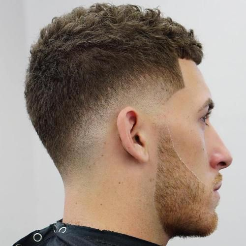20 Types Of Fade Haircuts That Are Trendy Now Types Of Fade Haircut Medium Fade Haircut Mid Fade Haircut