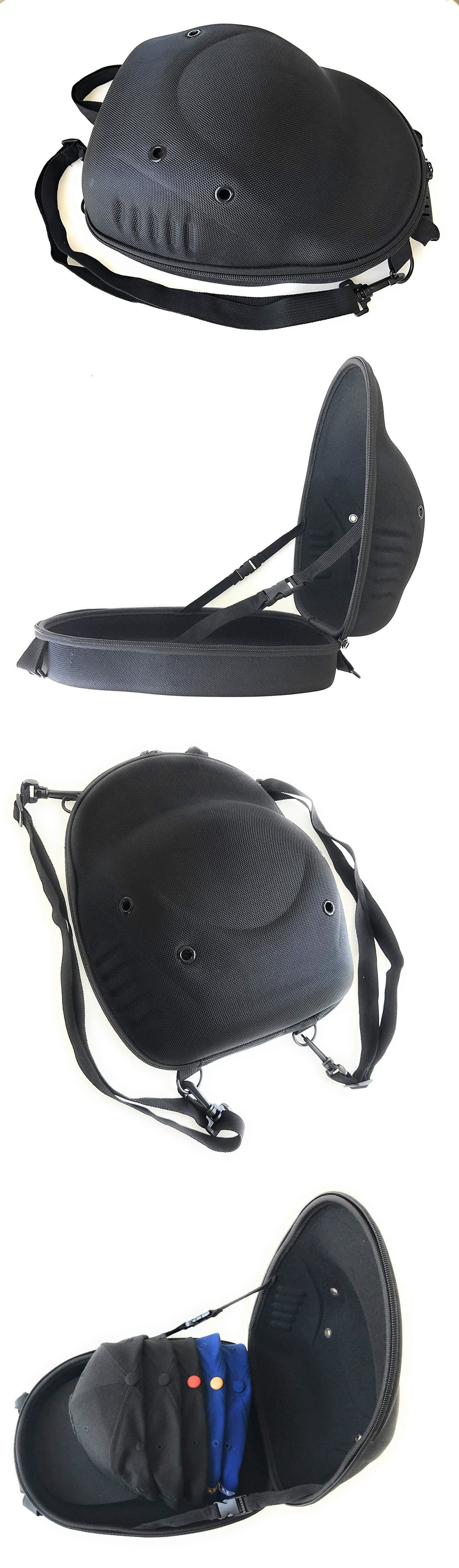 2b074aa7149 Clothing Shoes and Accessories 159052  Portable Hat Carrier Case For Caps  Durable Snapback Hat Carrier Caps Storage -  BUY IT NOW ONLY   25.99 on   eBay ...