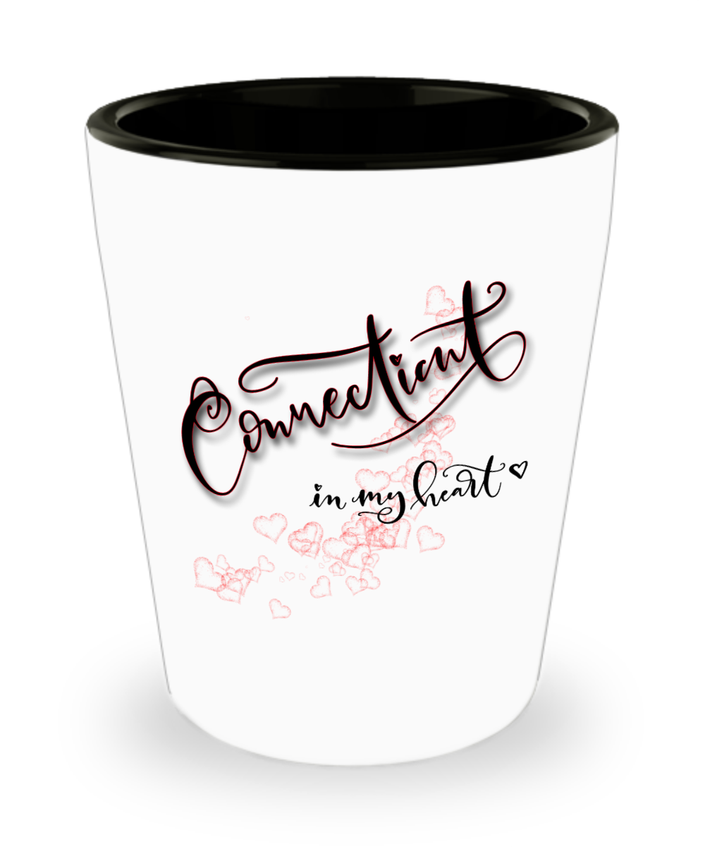 We've just added one more fun mug Connecticut in my