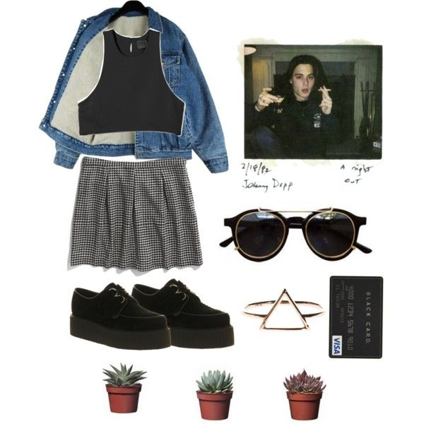 """depp"" by rileighcunningham on Polyvore"