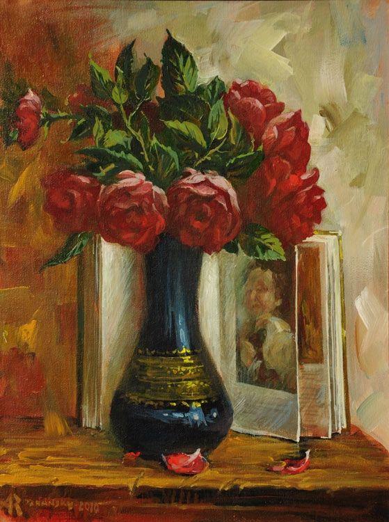 Rozhansky Anatoliy.Roten Blumen.Acr.Lw.40x30cm..jpg