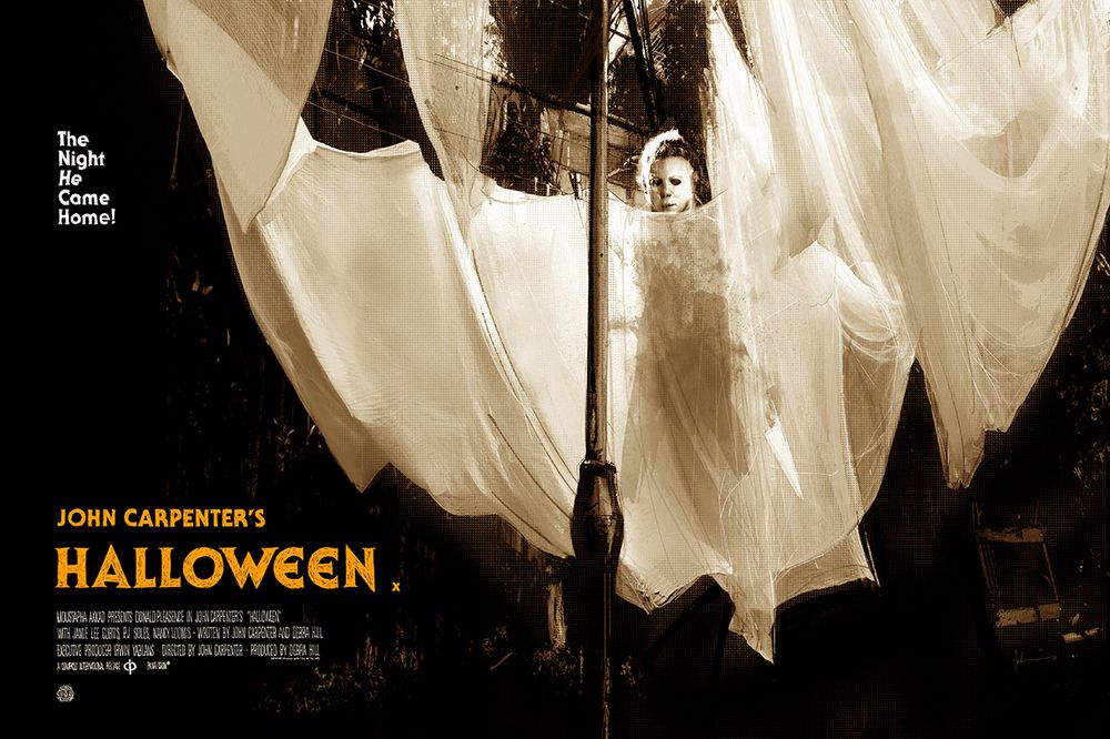Halloween Halloween poster, Alternative movie posters