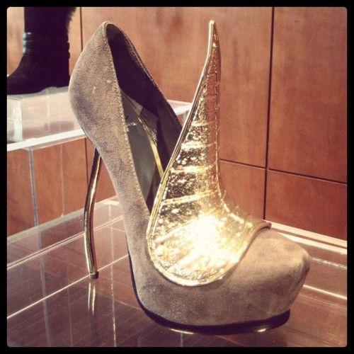 Shoes at Monika Chiang