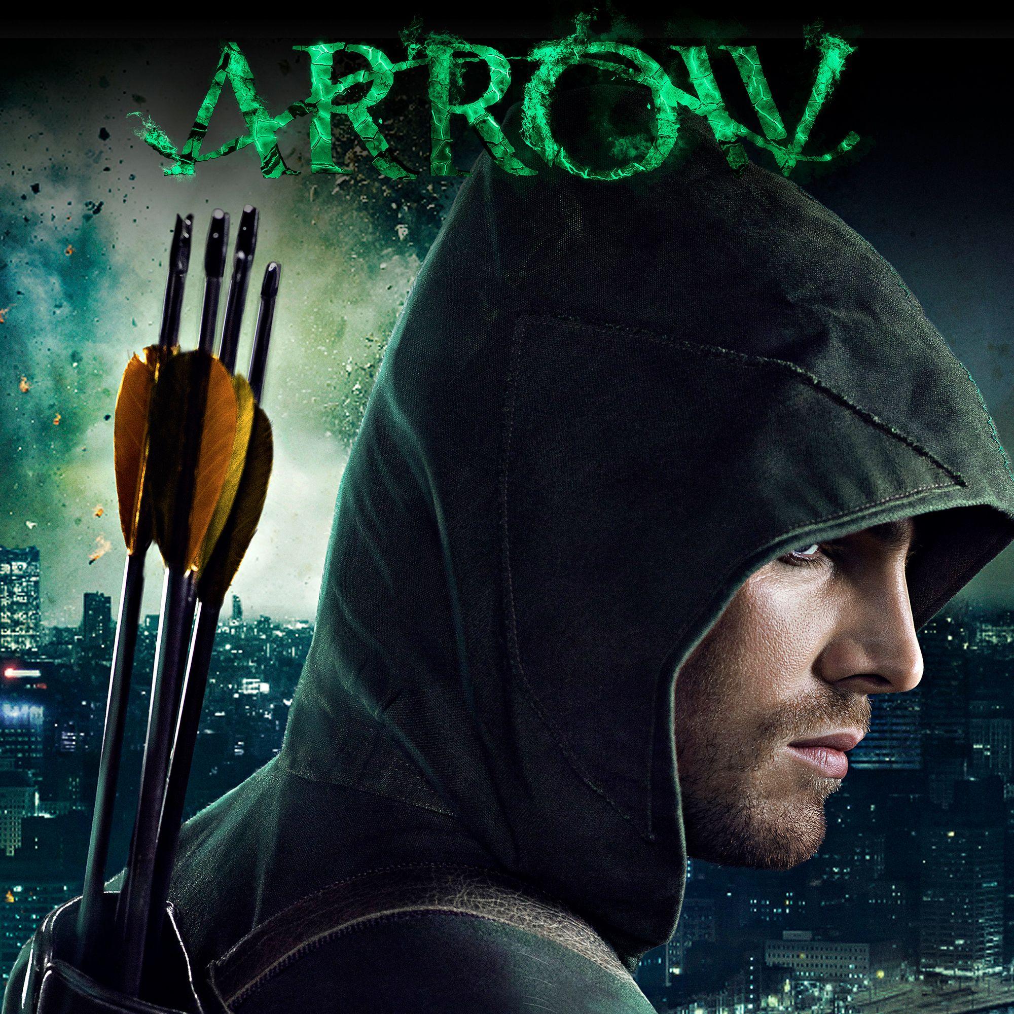 fernsehserie arrow