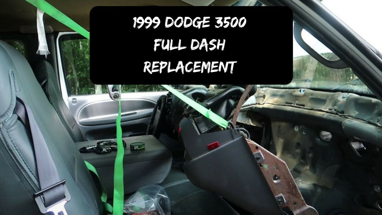 Latest Dodge Ram 1999 Dodge 2nd Gen Cummins 3500 Full Dash Replacement 95161 San Jose Ca Summer 2019 1999 Dodge 2nd Gen 2nd Gen Cummins Dodge Cummins