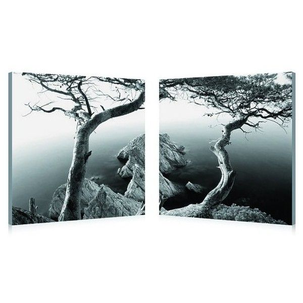 Baxton Studio Rocky Shore Mounted Photography Print Diptych ($73) ❤ liked on Polyvore featuring home, home decor, wall art, backgrounds, as picture, decor, baxton studio, photo wall art, landscape picture and landscape wall art