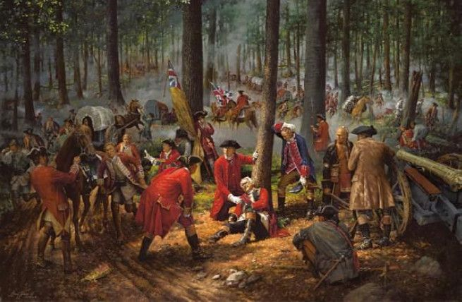 The French and Indian War (1754–1763) was the North American ...