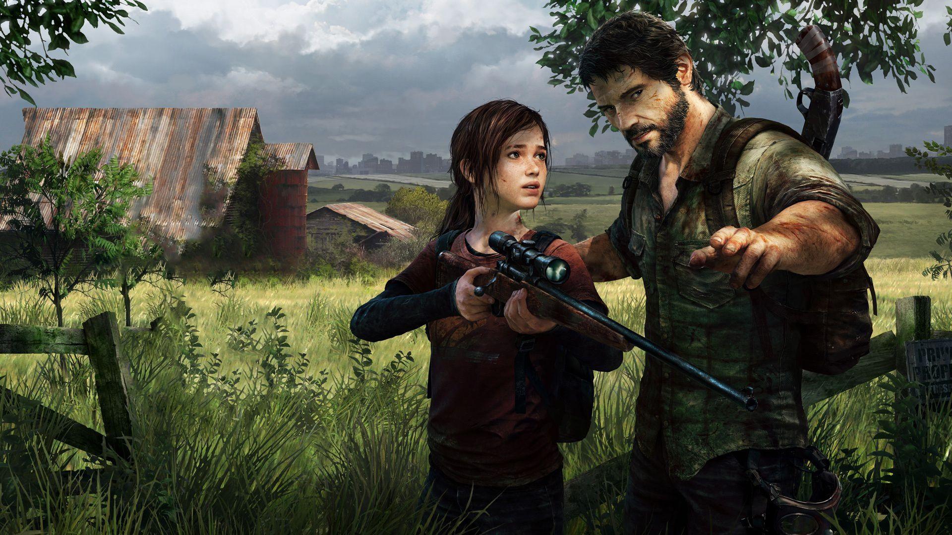 The Last Of Us Computer Wallpapers Desktop Backgrounds The Last
