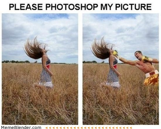 Funny Memes Meme Blender : Please photoshop my picture more funny stuff pinterest