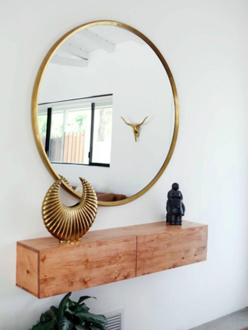 28 Mirror Wall Interior Design Pictures Foyer Decorating Entryway Decor Entryway Mirror
