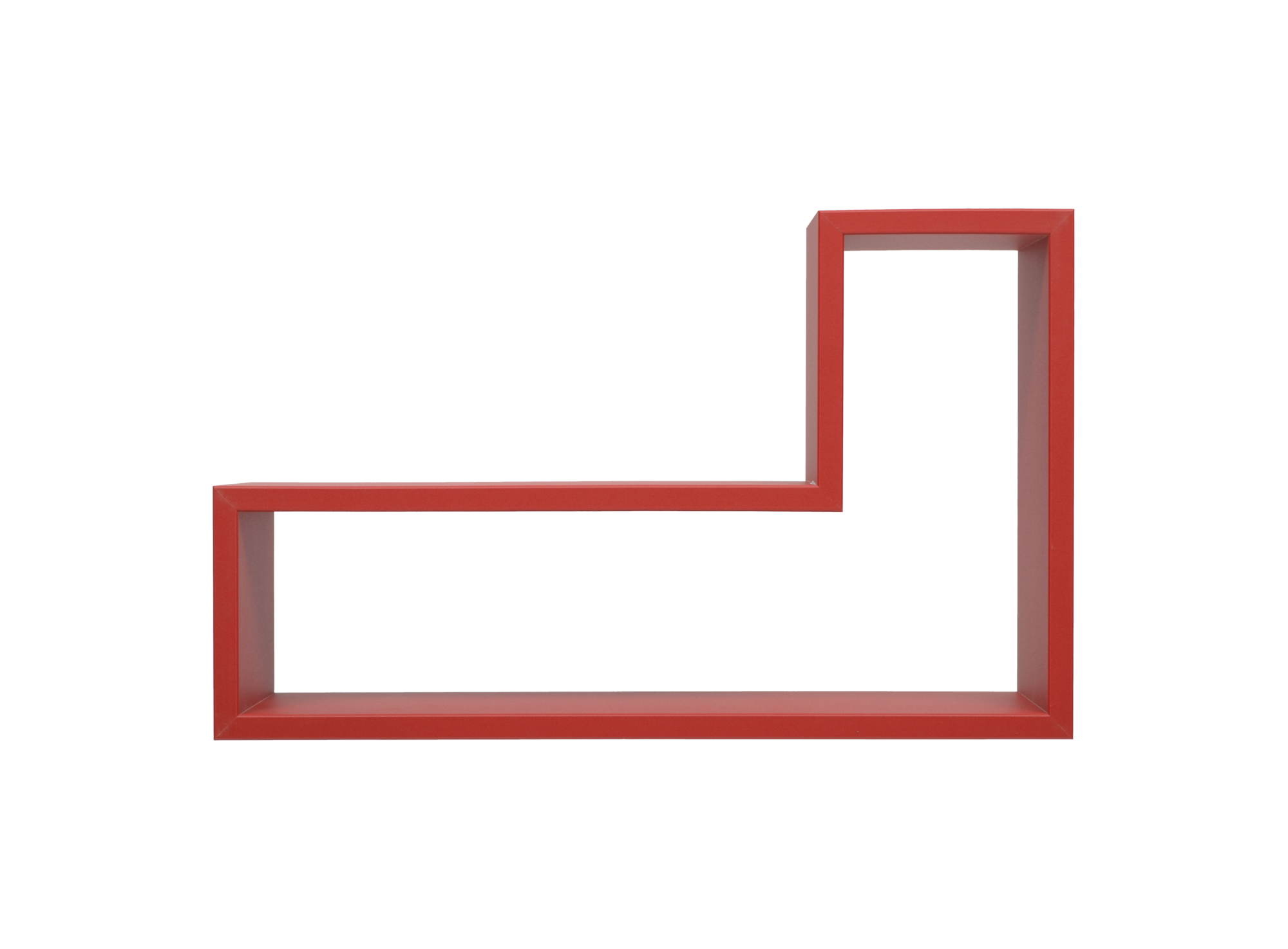 Etagere Rouge Fly Etagere Murale Design Parement Mural