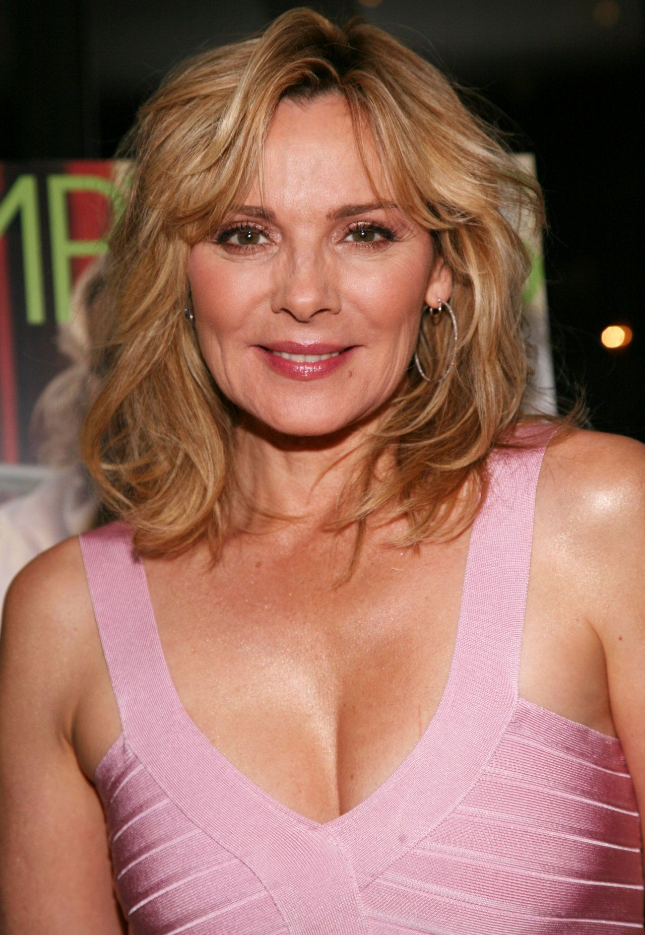 Kim Cattrall (born 1956 (Anglo-Canadian)