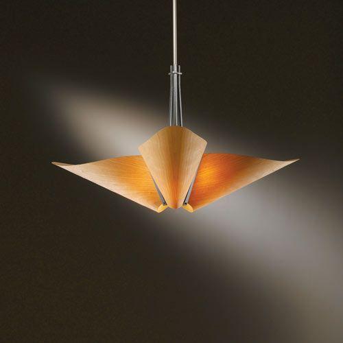 Kirigami Three Light Pendant & Hubbardton Forge Pendants | YLighting