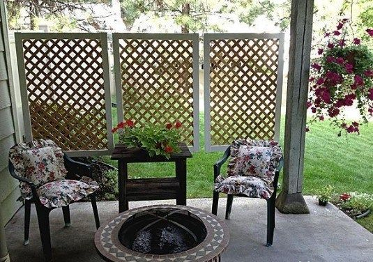 15 Privacy Screen Ideas That Will Make You Say Wow Easy Patio Diy Privacy Screen Backyard Privacy