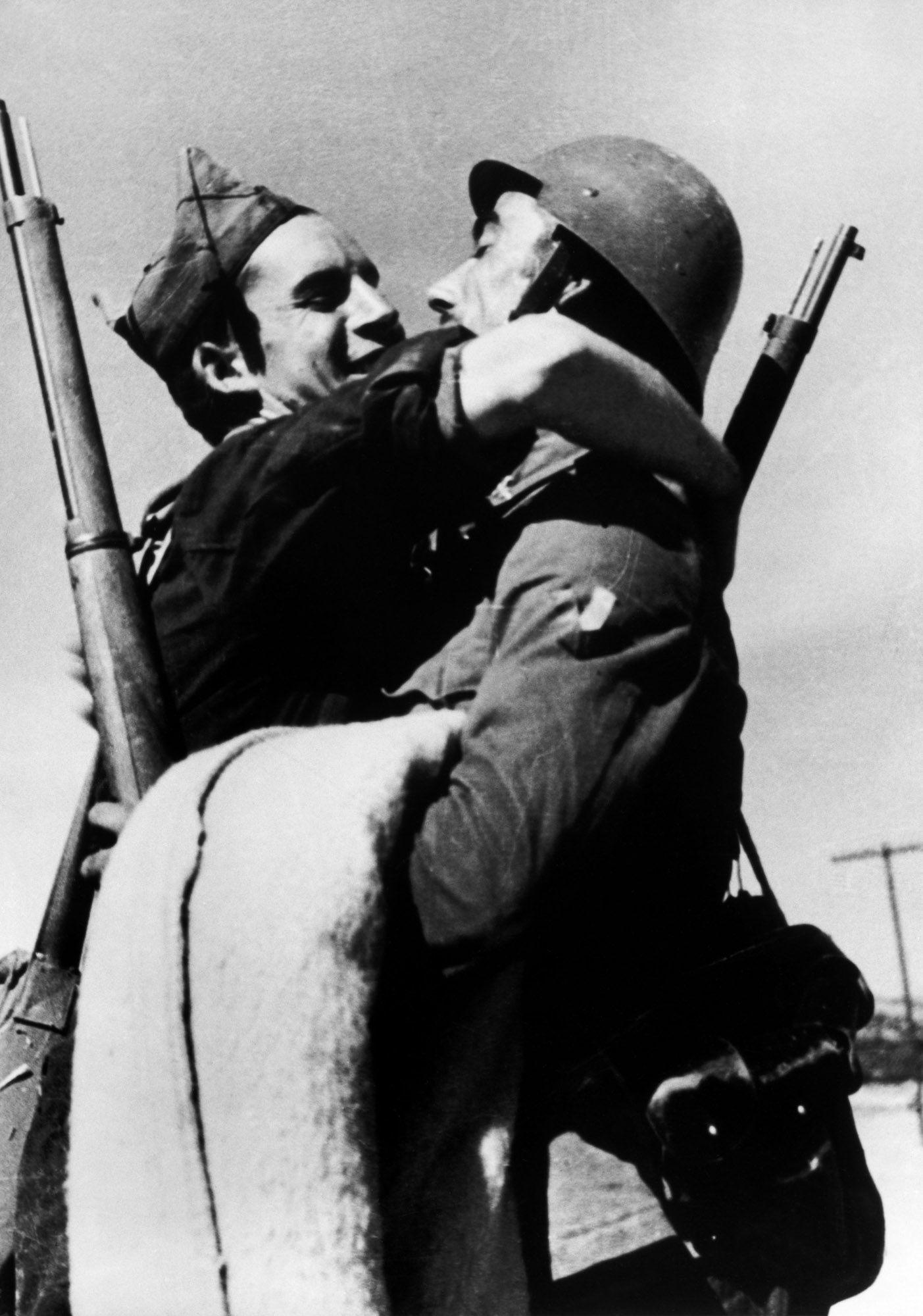 #RobertCapa99 - guerra civile in Spagna