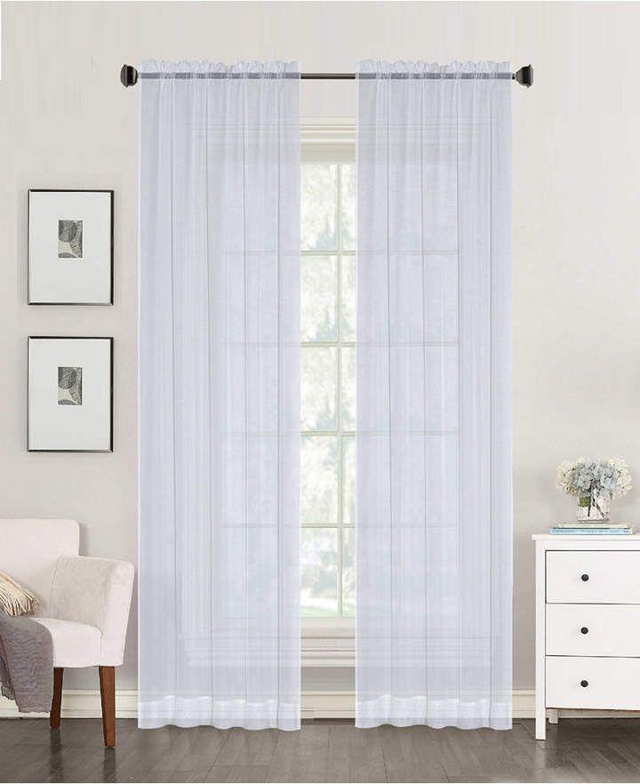 Batiste United Curtain Co Inc 54 X 108 Window Panel