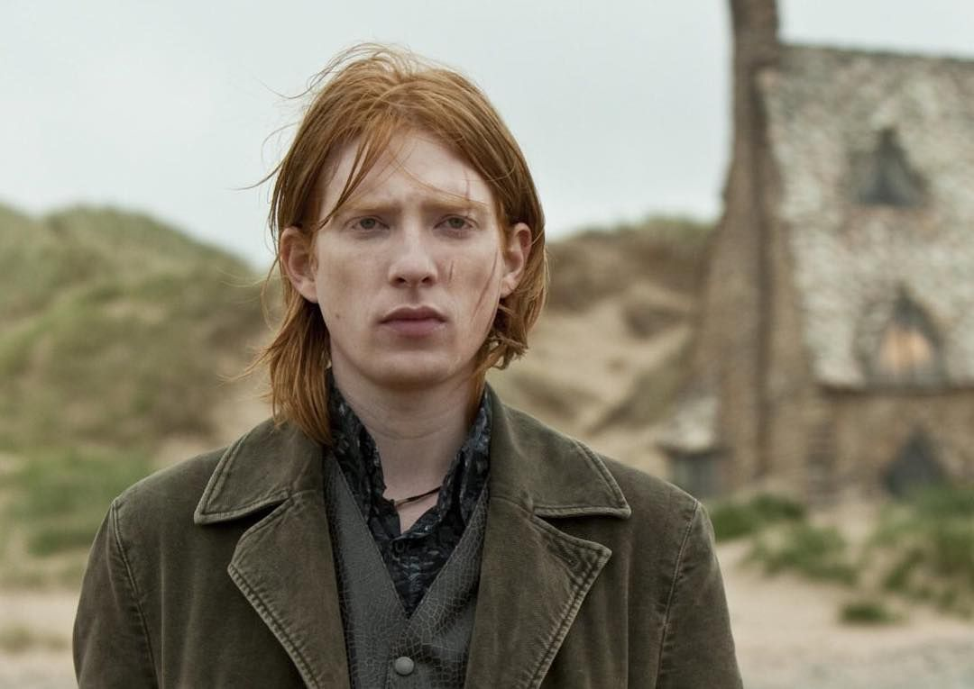 Wizarding World On Instagram Happy Birthday Bill Weasley Find Out Why We Think He S Simply The Coolest Harry Potter Characters Weasley Family Percy Weasley