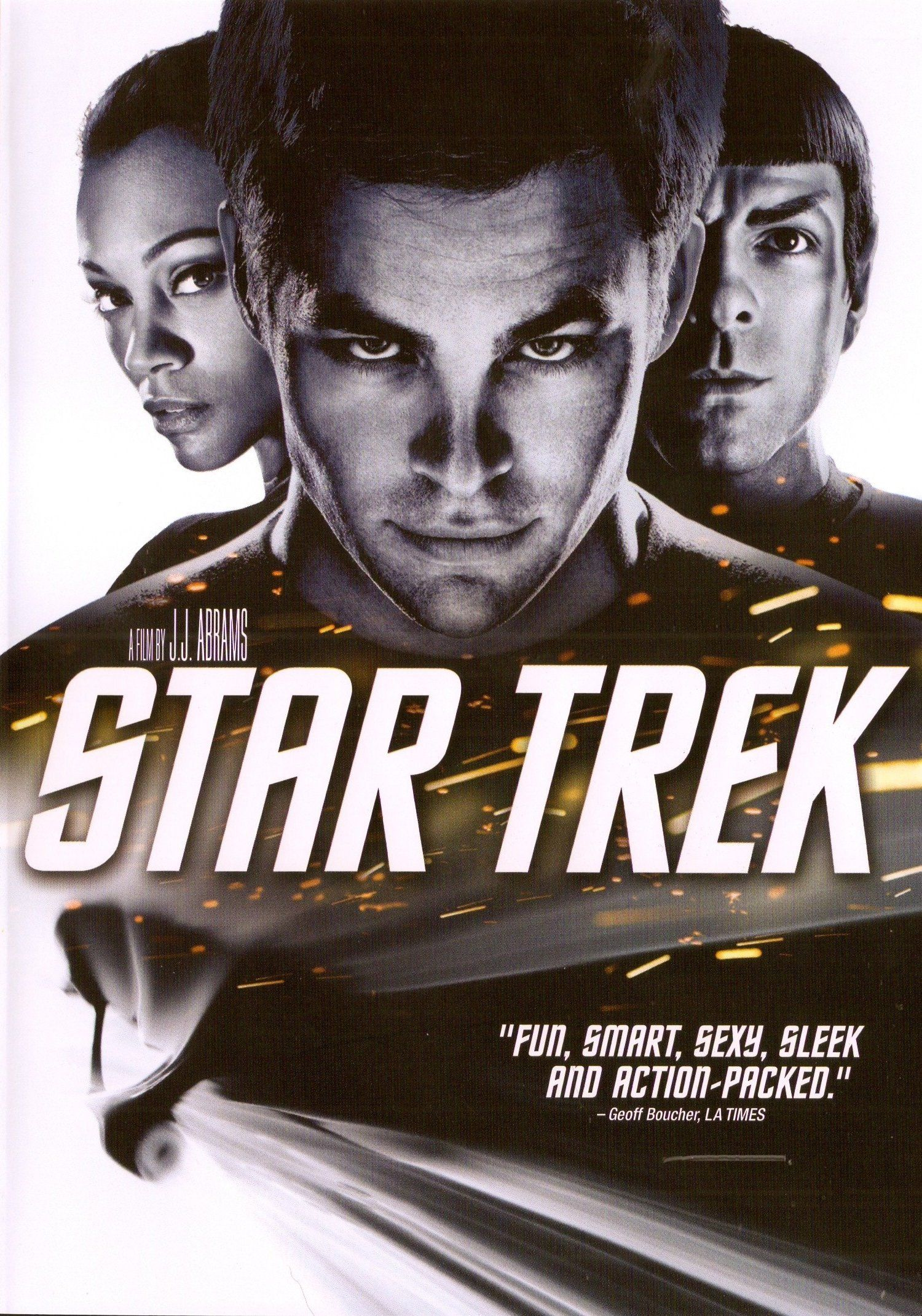 Star Trek DVD Movie | Star trek, Trek and Star