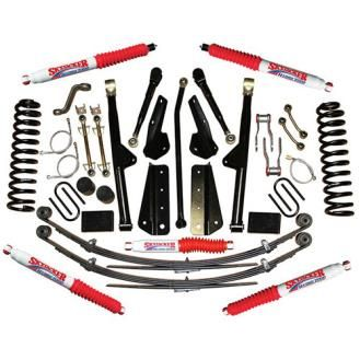 Skyjacker 6 Inch Sport Lift Kit With Hydro 7000 Shocks Fits